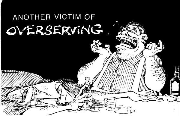 overserving